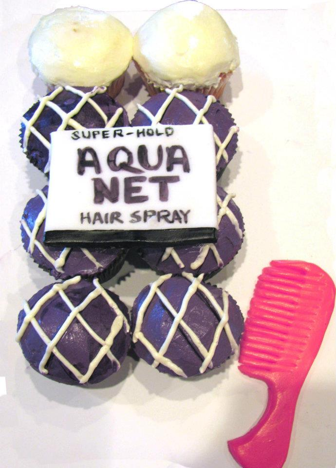 Aqua Net Zoe S Cakes And Cupcakes