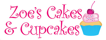 Zoe's Cakes and Cupcakes Logo