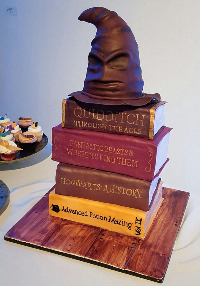 Best Showstopper Harry Potter Cakes
